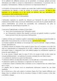 Table de Matieres