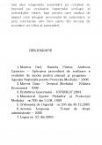 Imagine document Regimul Juridic al Avizelor se Mediu