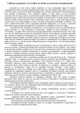 Imagine document Calitatea Produselor si Serviciilor in Relatie cu Protectia Consumatorului