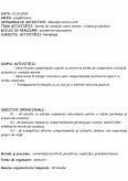 Proiect didactic - Educatie moral-civica