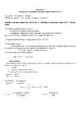 Imagine document Prepararea si Stabilirea Titrului Solutiei AgNO3