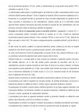 Studiu privind evidenta personalului, a volumului de munca si calcularea salariului
