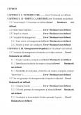 Caracteristicile managementului timpului si relatiile intreprinderii
