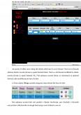Elemente ale managementului serviciilor Internet particularizate intr-o aplicatie informatica