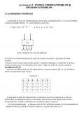 Circuite integrate digitale - Studiul codificatoarelor si decodificatoarelor