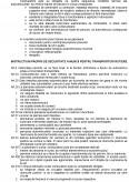 Imagine document Instructiuni specifice in sectorul auto
