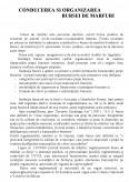 Imagine document Conducerea si Organizarea Bursei de Marfuri