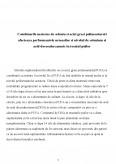 Imagine document Efectul Suplimentarii Dietei cu Probiotice - Caracteristici si Rezistenta la Broileri