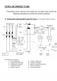 Proiectarea unor Structuri de Conducere a Turatiei unui Sistem de Actionare Electrica cu Motor de Curent Continuu