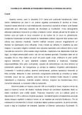 Cauzele si Urmarile Prabusirii Imperiului Roman de Apus