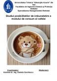 Imagine document Studiul posibilitatilor de imbunatatire a modului de consum al cafelei