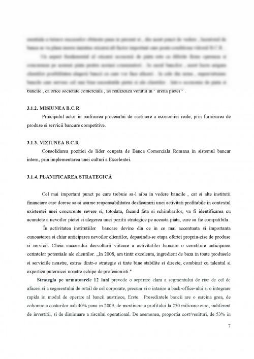 Referat analiza swot a bcr 149299 graduo for Casa moderna referat