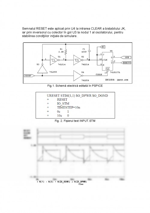 Referat proiectarea circuitelor electronice cu ajutorul for Casa moderna referat